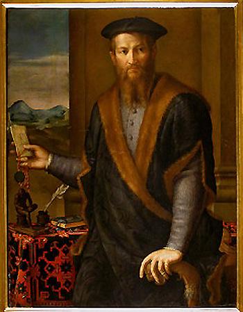 Ritratto del cardinale Pucci