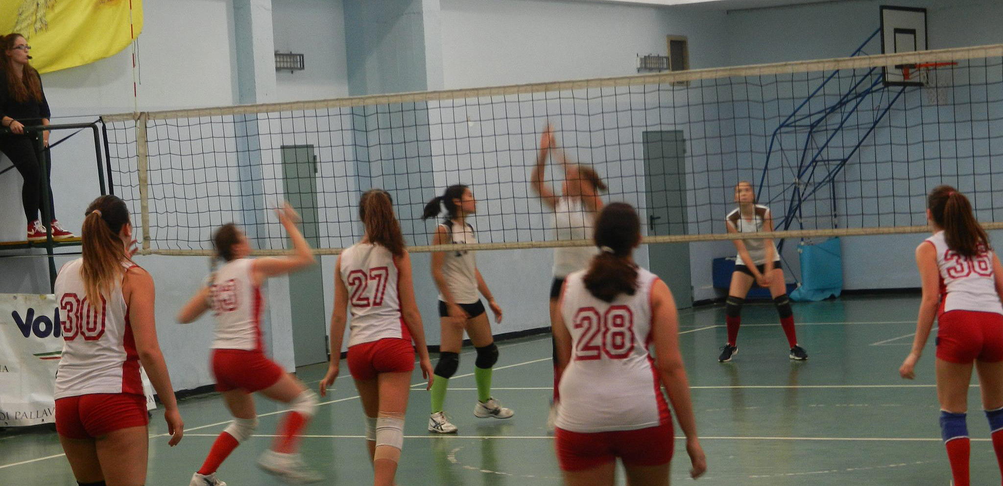 foto 3a tappa volleyball tour under 16f
