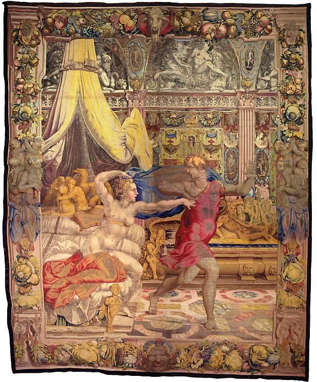 Giuseppe fugge dalla moglie di Putifarre