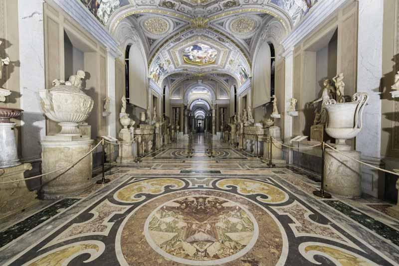 Copyright Musei Vaticani, Governatorato SCV