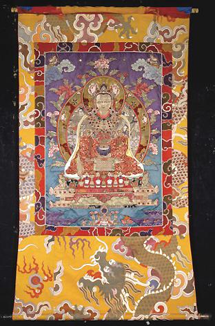 Tangka tibetana