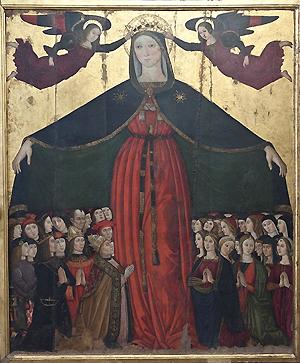 Madonna dei Raccomandati - Orte