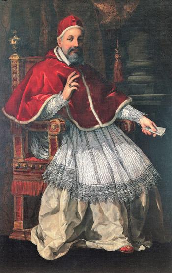 Pietro_da_Cortona, Ritratto di Urbano VIII, 1627
