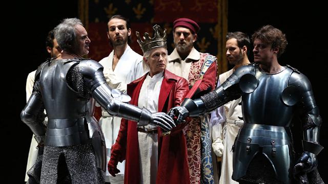 Riccardo II - contendenti