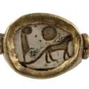 Mostra Egizi Etruschi Tessuto copto Collezione Berman