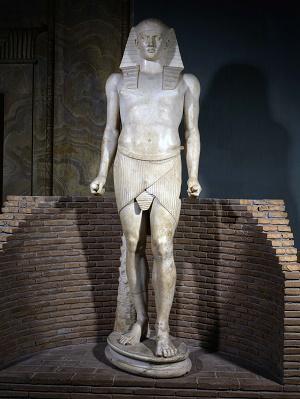 ANTINOO - Musei Vaticani - Museo Gregoriano Egizio