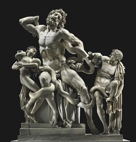 LAOCOONTE - Musei Vaticani - Cortile Ottagono