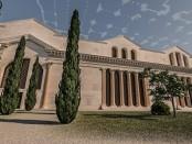 2.Giardino delle Terme di Diocleziano