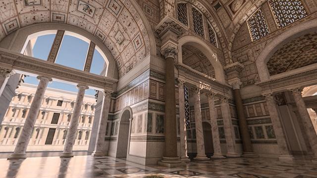 4.Frigidarium Terme di Diocleziano