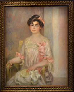 1 Pierre-August Renoir, Ritratto di madame Josse Bernheim-Dauberville, 1901