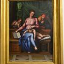 12 Marcello Venusti, Madonna del silenzio, post 1563, Roma, Galleria Corsini