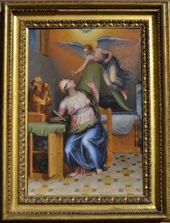 3 Marcello Venusti, Annunciazione, 1550-55 Roma, Galleria Corsini