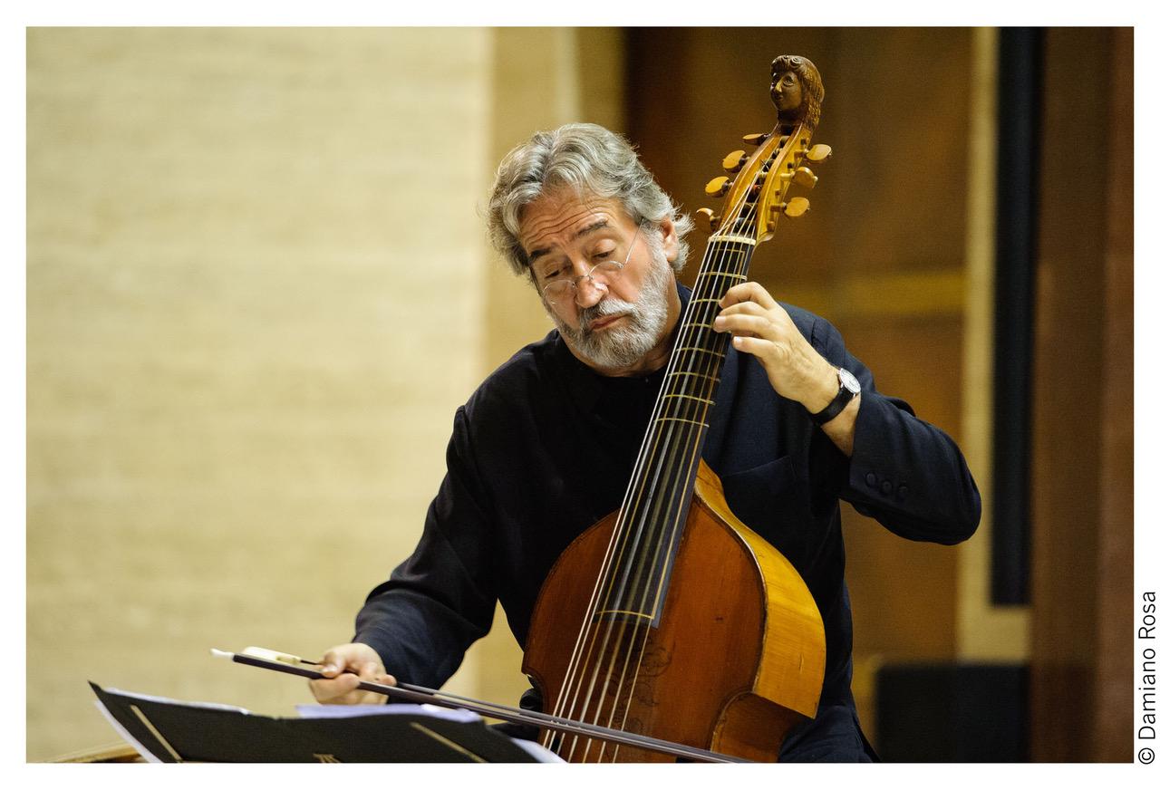 Savall credits Damiano Rosa