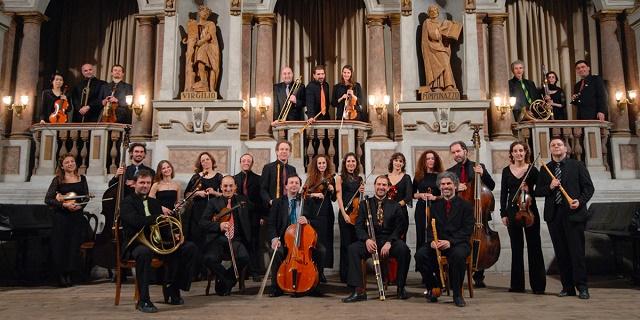 orchestra barocca Zefiro