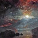 Immagine n.2 Turner L'eruzione delle Souffrier Mountains nell'isola di Saint Vincent
