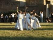 La danza sacra